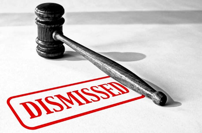 Western Gateway lawsuit dismissed