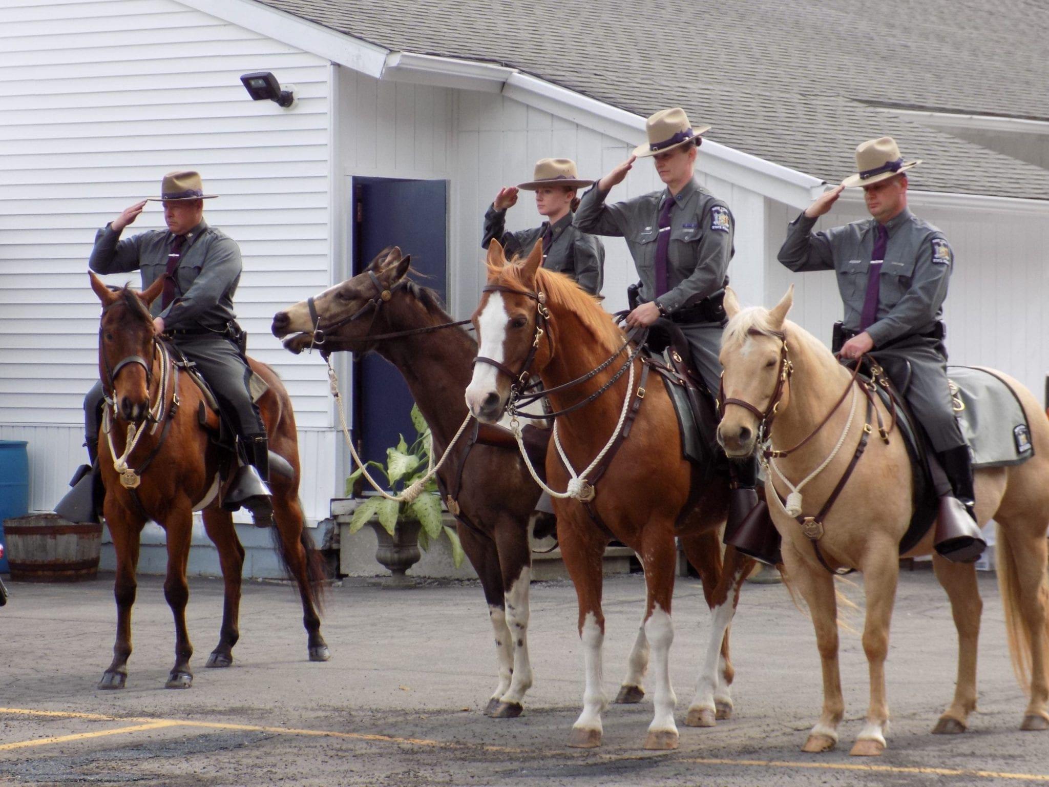 New York State Police kick-off centennial anniversary