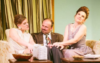Theater review: Pigeon sisters soar! Supporting actresses steal the spotlight in Neil Simon's comedy at ShoppingTown's CNY Playhouse