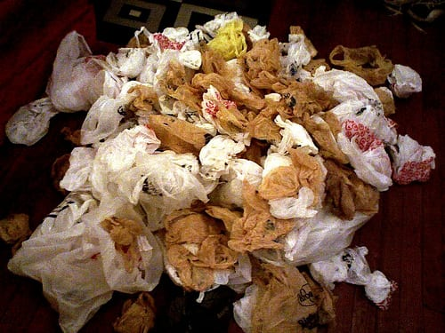 Board of supervisors proposes ban of all plastic carryout bags in the county
