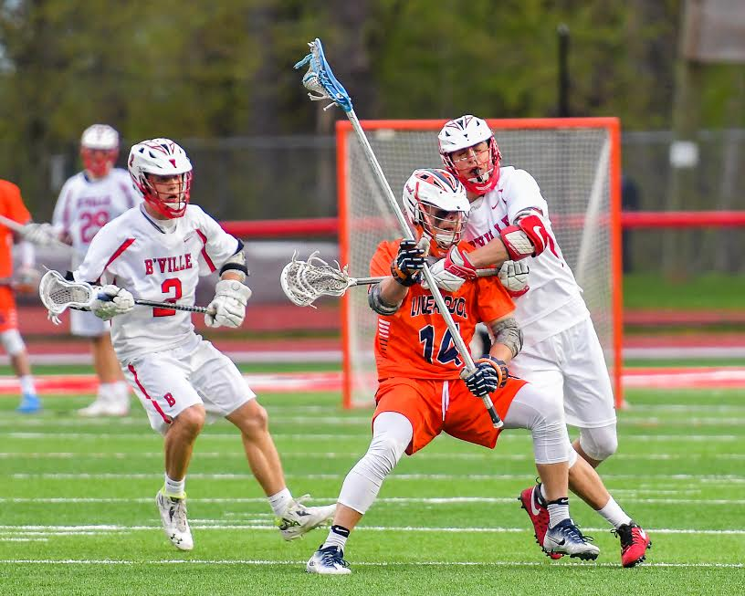 Lacrosse Bees defeated by Liverpool, F-M