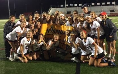 Girls Red Rams end 24-year wait for sectional title