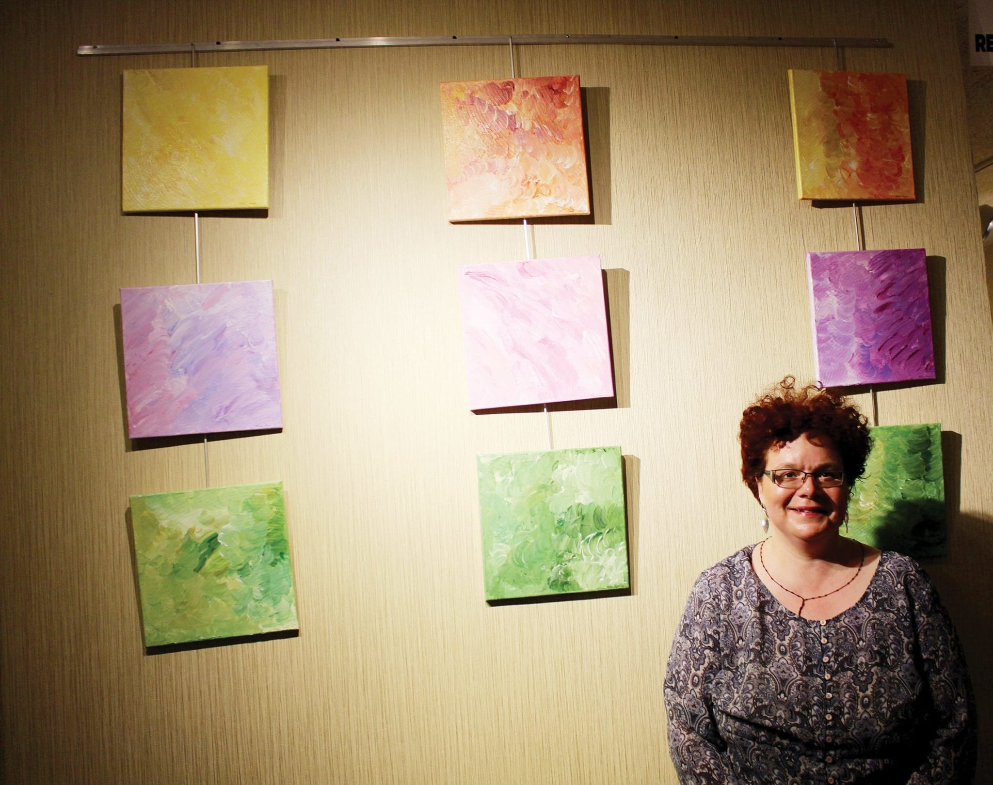 From the Liverpool Public Library: Meet the artist of the month: Karen Koegel