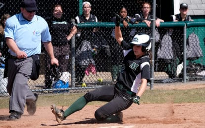 Gamlen honored with Co-SIDA softball Academic All-District accolades