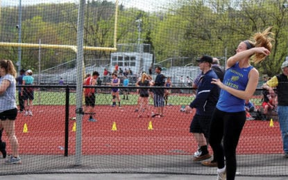 Track girls second at OHSL championship