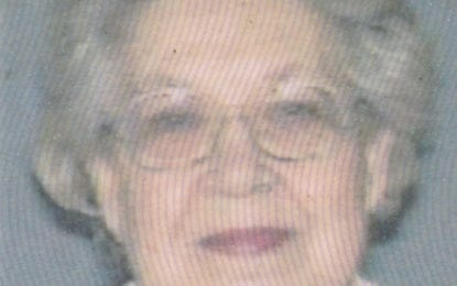 Hazel G. Scherbert, 93: Lived in Venezuela for a decade