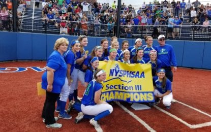 C-NS softball topples Liverpool for sectional crown