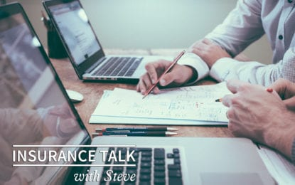 Insurance talk with Steve: Thinking about working for Uber or Lyft?
