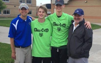 Shephard, Becker score lacrosse awards