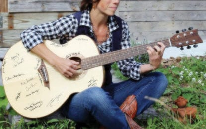 From the Liverpool Public Library: Feed your soul with the music of Gina Holsopple