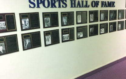 Hall of Fame honors Camillus/West Genny