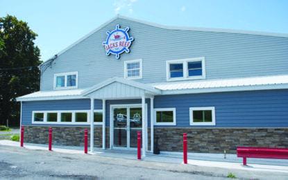 Jacks Reef Cafe preparing to open