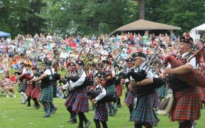 Scottish Games and Celtic Festival returns Aug. 12