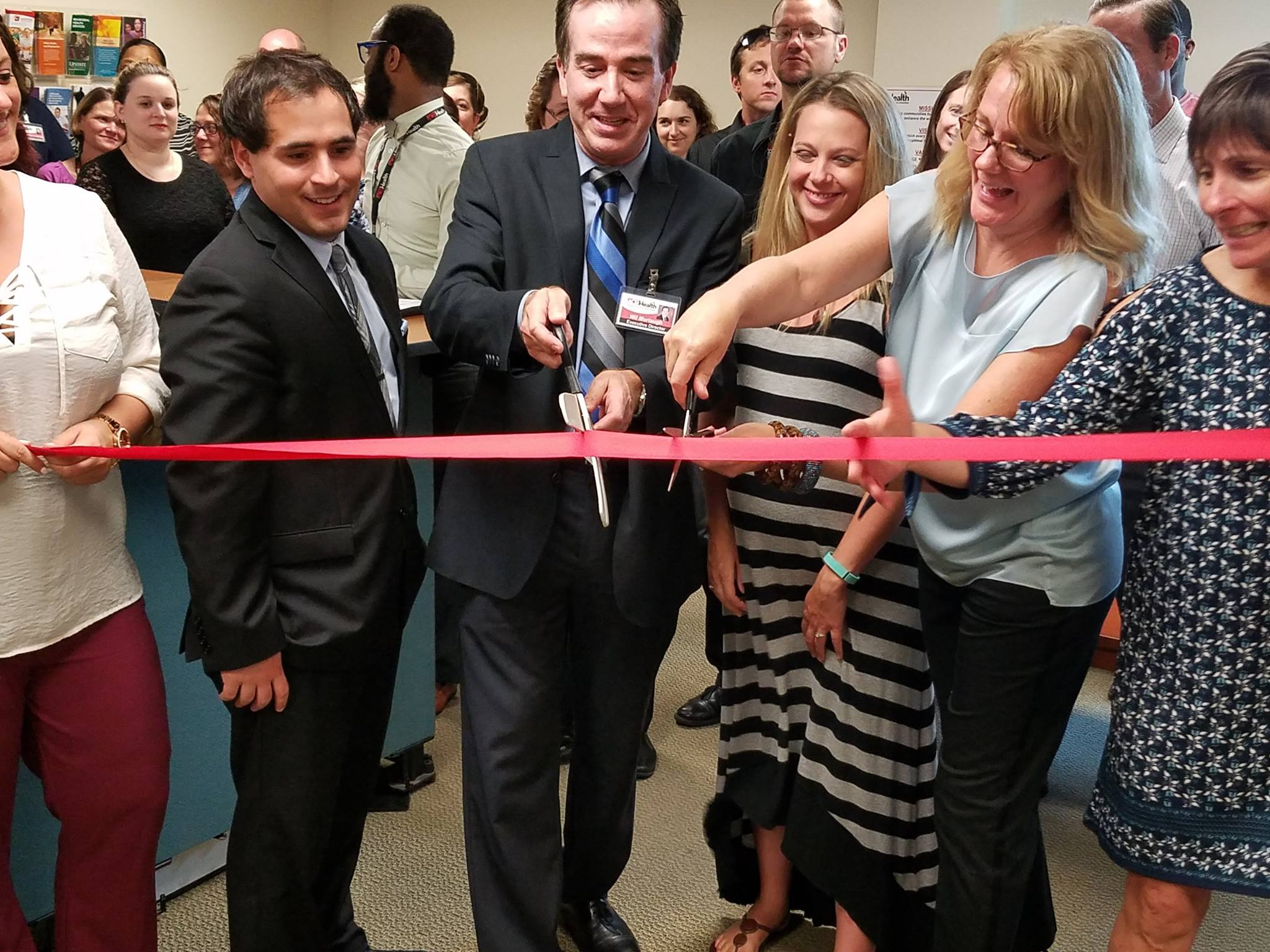 ACR Health opens new office, announces HIV reduction in NYS