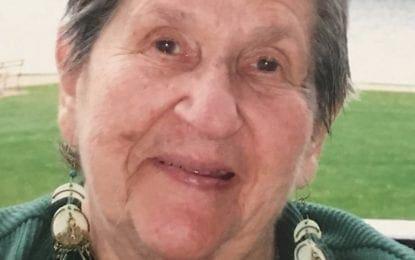Marilyn Jeanette Aronson, 90
