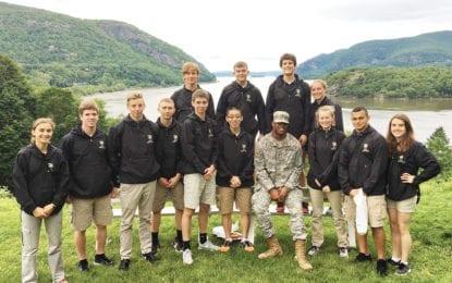 Baker student attends West Point Summer Leaders Seminar