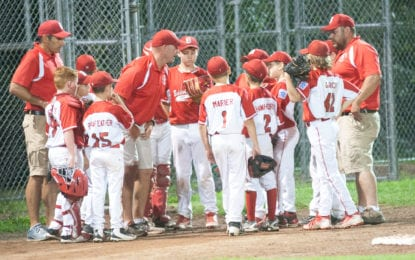 PHOTO GALLERY: Baldwinsville vs Haverstraw July 24-25 NY State Little League Tournament