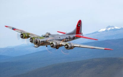 Want to fly in a World War II B-17 bomber?