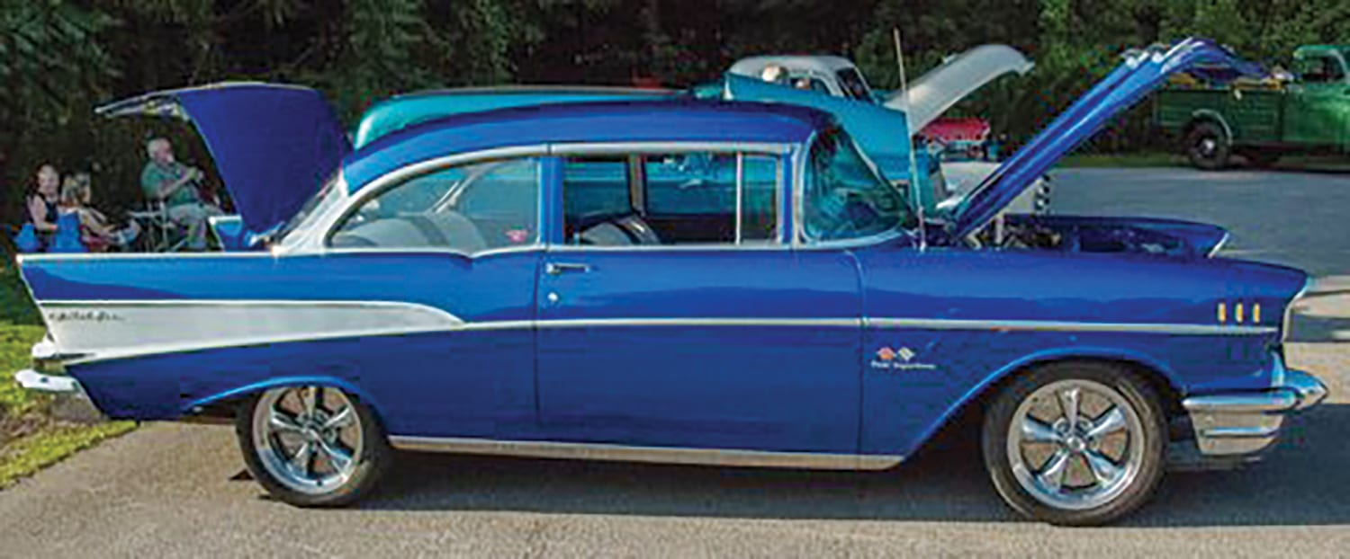 Canton Woods holds annual car show