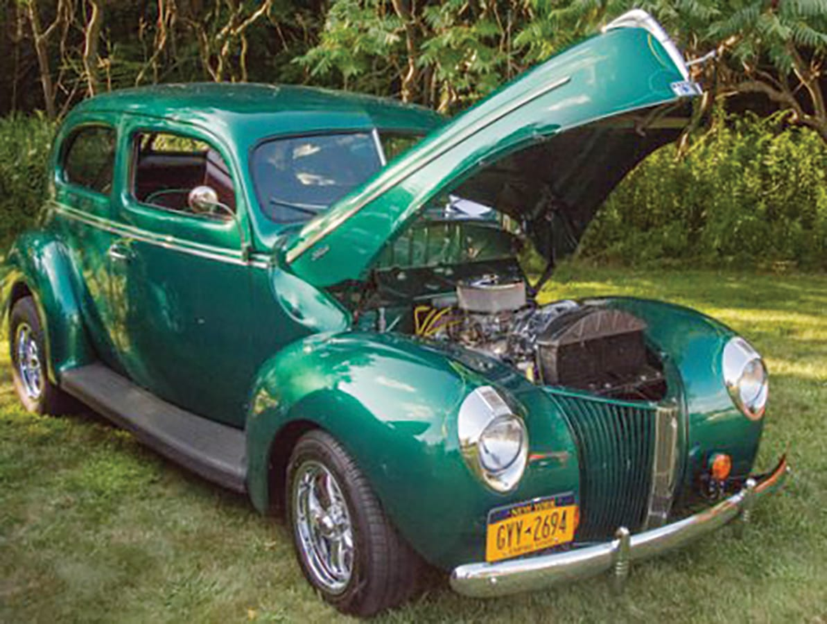 Canton Woods: Thanks to those who came out to our car show