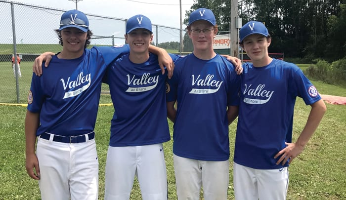 Caz ball players compete in regional finals