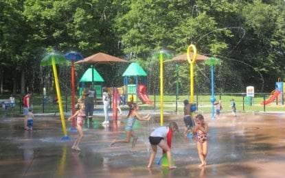 LETTER: Lysander spray park funding should be decided by voters