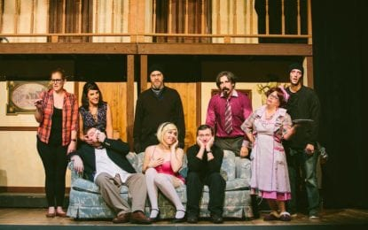 Theater review: BTG stages 'Noises Off,' a hyperkinetic send-up of British farces