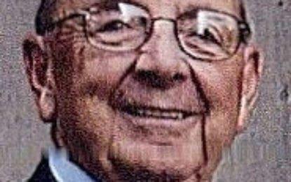 John R. Cashion, 82