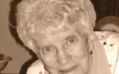 Sonia J. Sweetland, 90