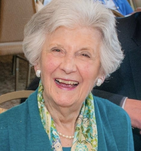 Mary Anne Trompeter, 90