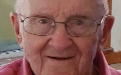 Cecil Lindsley, 95