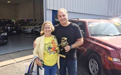 LETTER: Thanks to Sun Auto for sponsoring Gus Macker