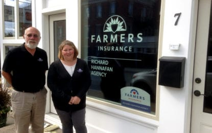 Farmer's Insurance agency opens in Caz