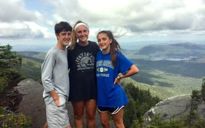 Manlius family takes on Adirondack High Peaks