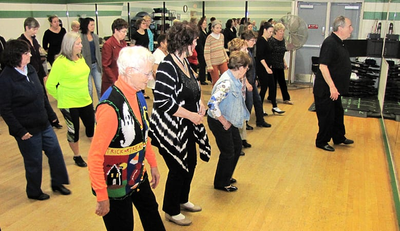 Tap dance classes return to the JCC Sept. 12