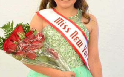 Manlius fifth grader named Miss New York Jr-Pre Teen