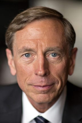 Retired General David H. Petraeus to visit Colgate, speak on national security and foreign policy
