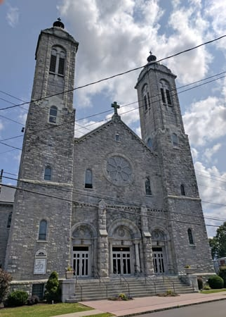 St. Matthew's celebrating centennial in East Syracuse church building