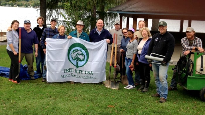 Tree Commission to hold annual community planting day