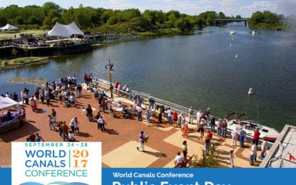 ALL ABOARD! World Canals Conference launches Sept. 24 at Inner Harbor