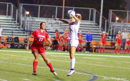 Girls soccer Warriors top B'ville, 2-1