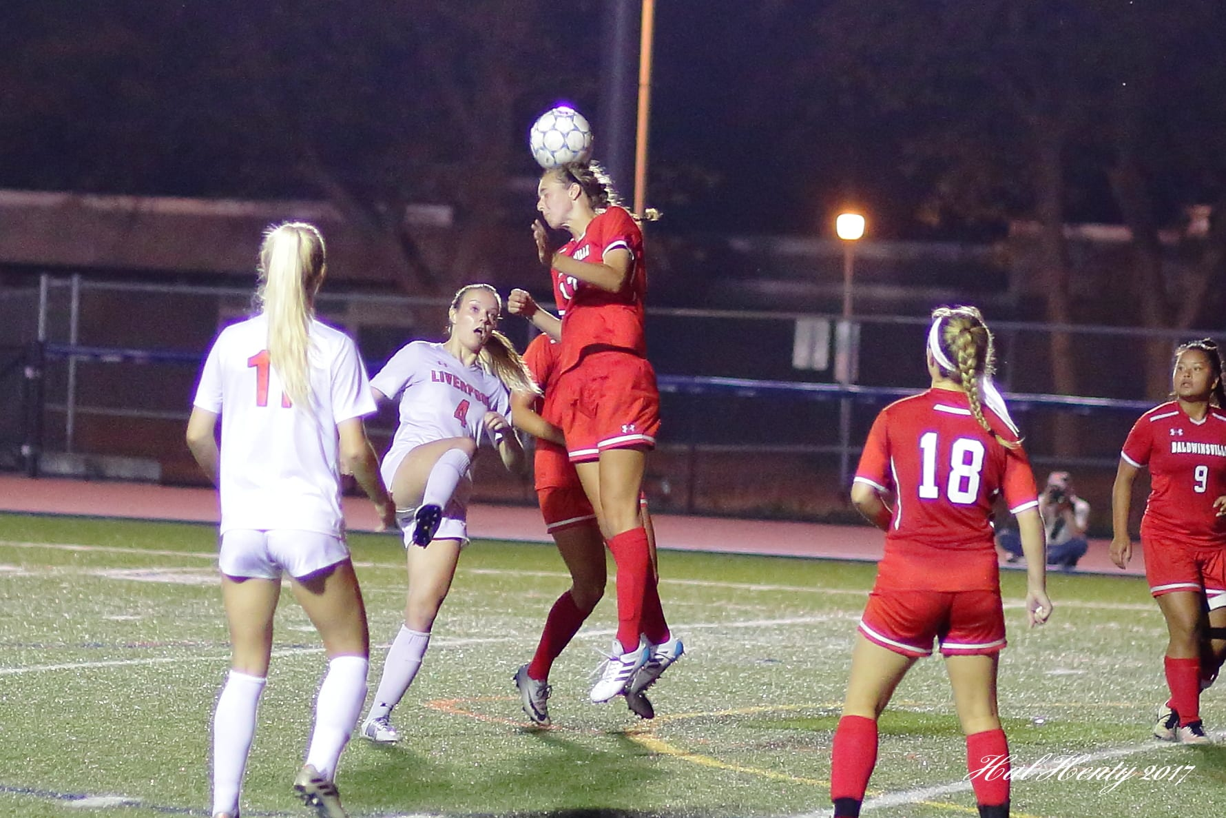 B'ville girls soccer stopped by Liverpool, 2-1