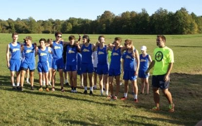 Caz runners beat Skaneateles on Senior Day