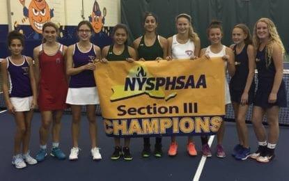 F-M, CBA tennis stars reach state tournament