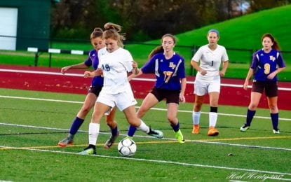 Westhill girls soccer reaches another sectional final