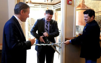 Copper Turret celebrates grand opening of Brewhouse