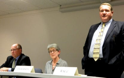 Election candidates make their bids in local forum