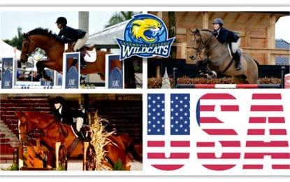 Cazenovia College equestrian trio set to represent Team USA in Switzerland