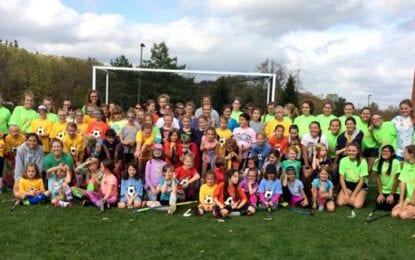 Field Hockey Fun Day a success