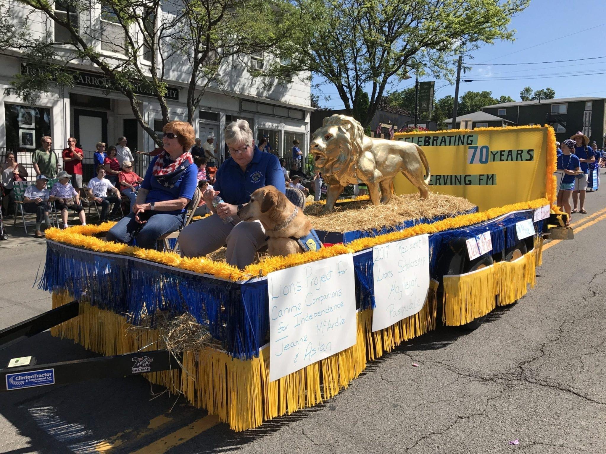 Manlius Lions Club to celebrate 70th anniversary